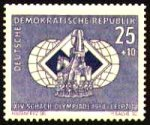 ALLEMAGNE DE L' EST - D.D.R., german democratic republic 1960 год