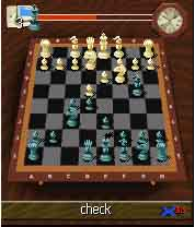 Mobile chess. To download chess for mobile phone Karpov X3D Chess. Absolutely free of charge!!!
