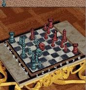 To download chess for a mobile phone, java chess, Advanced Karpov Chess 3D v1.0.1