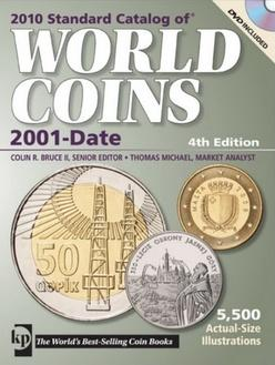 2010 Standard catalog of WORLD COINS. 2001-Date. 4 издание.